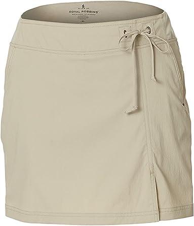 Royal Robbins Falda pantalón Corto para Mujer, Mujer, Color Lt ...