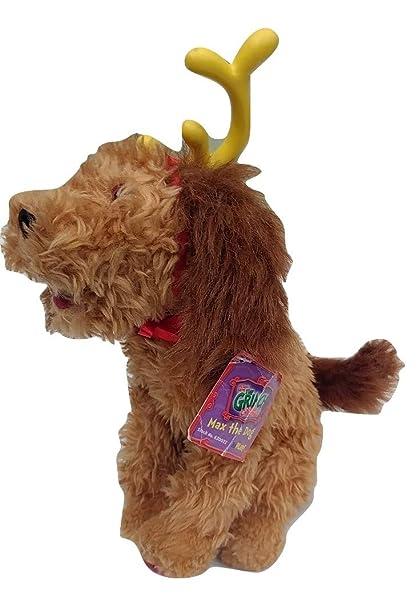 Grinch Stole Christmas Dog.Amazon Com Dr Suess How The Grinch Stole Christmas Max