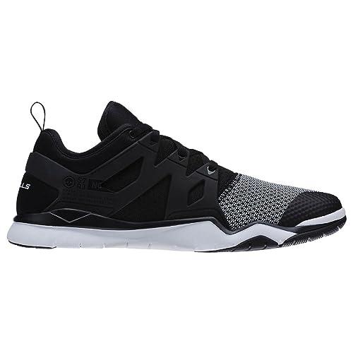 Reebok AR0914 Men's Les Mills Reebok Zcut Tr 3.0 Running Shoes, Black/Steel/