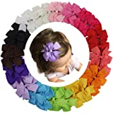30pezzi Clips capelli arco clip di capelli Bambine Accessori Capelli 1