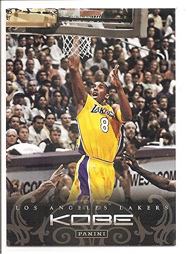 2012//13 Panini Prizm Basketball Card #24 Kobe Bryant Los Angeles Lakers