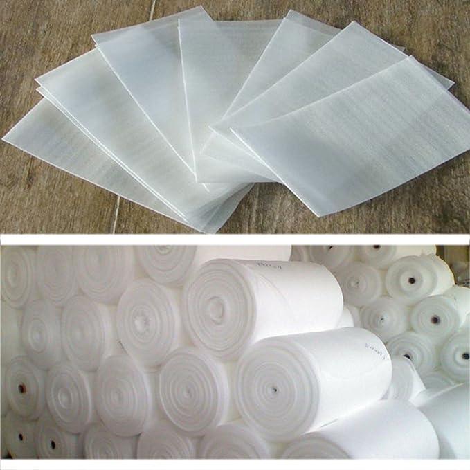 VORCOOL 100 bolsas de espuma de almohada, proteger tazas, jarras, porcelana y platos, accesorios de embalaje, material de relleno de embalaje para el ...