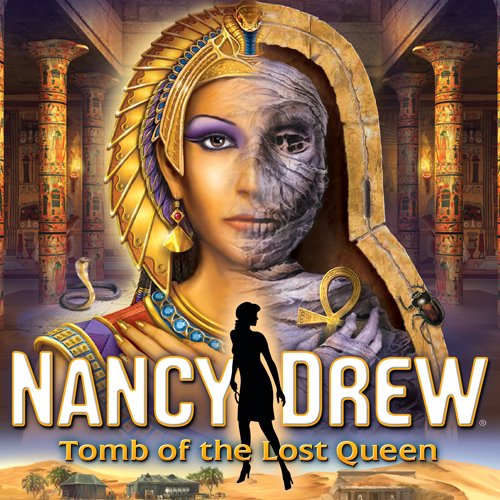 Nancy Drew: Tomb of the Lost Queen [Mac Download] by Her Interactive