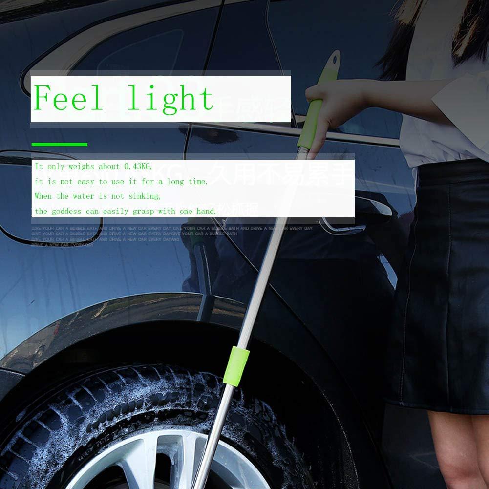 YIY Balai de nettoyage de voiture Pince /à d/époussi/érer Outil de lavage de voiture Brosse douce de cire de voiture