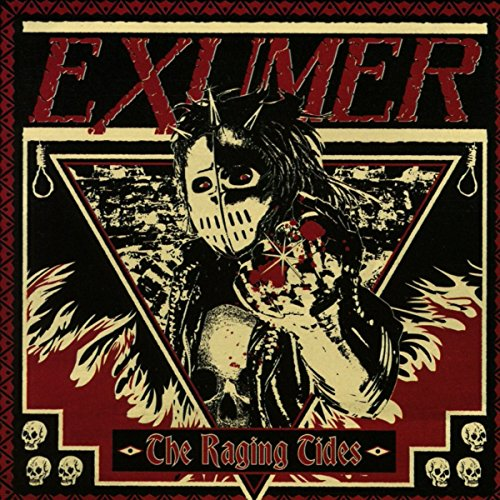 CD : Exumer - The Raging Tides (CD)
