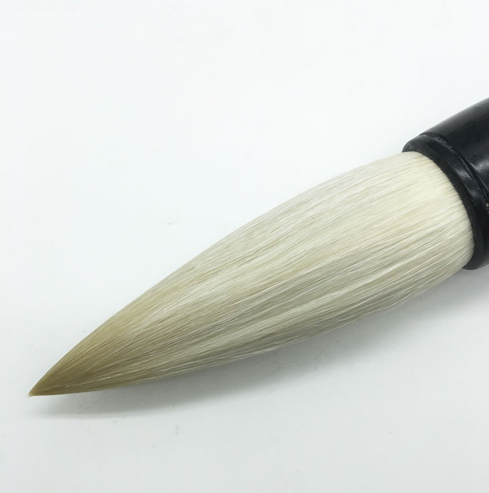 Easyou Large Scale Hu Brush for Traditional Chinese Japanese Free Style Painting and around 30cm Character in Plaque Script Clerical Script NO.3
