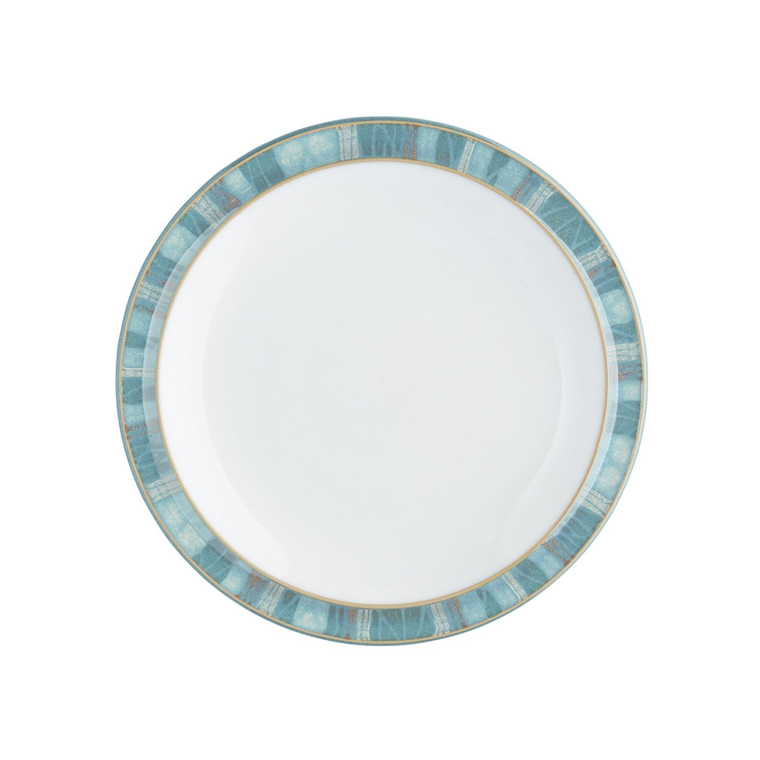 Denby Azure Coast Teaplate, Set of 4 AZC-008