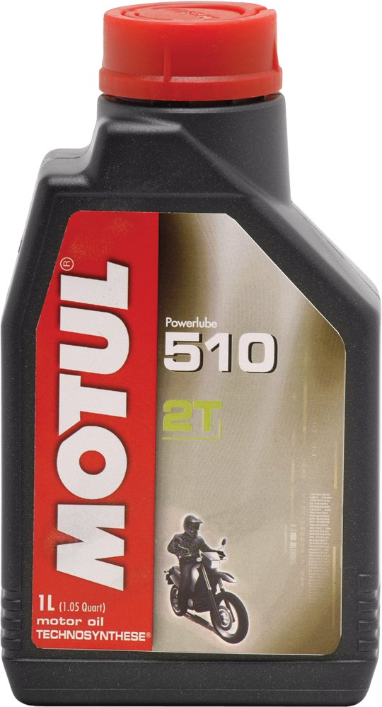 Motul 101459 / 104030 510 2t premix synthetic blend 4-liter (101459 / 104030)