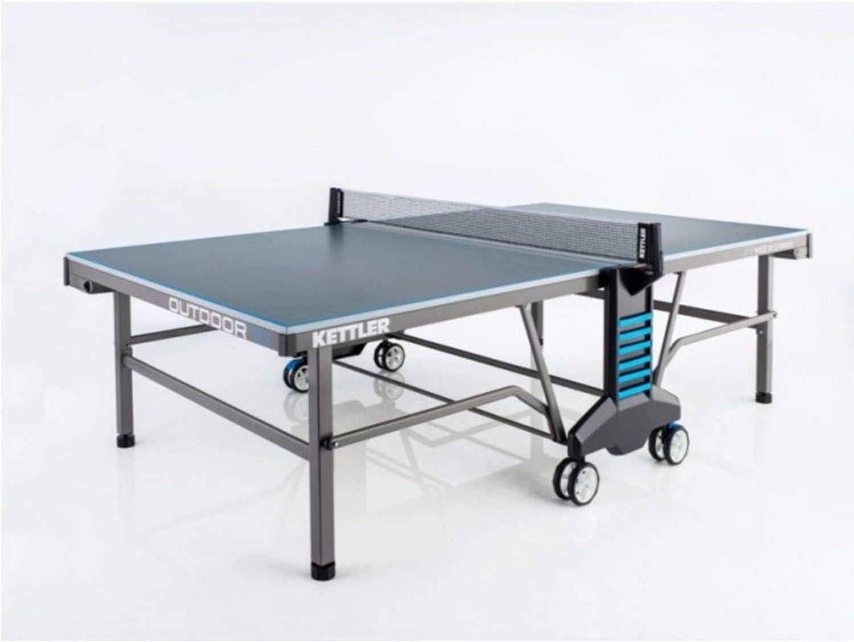 Mesa de Ping Pong Outdoor 10 Kettler: Amazon.es: Deportes y aire libre