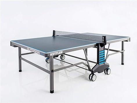 Mesa de Ping Pong Outdoor 10 Kettler: Amazon.es: Deportes y aire ...