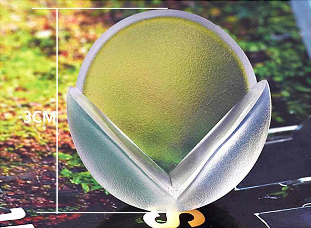 stark Eckenschutz f/ür Babys und Kinder wiederverwendbar 1//12 St/ück Eckenschutz Polsterung transparent Schreibtischtisch-M/öbel selbstklebend gepolstert