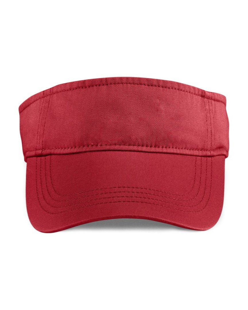 Anvil Mens Low Profile Twill Sun Visor