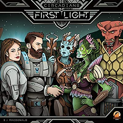 Circadians: First Light: Toys & Games
