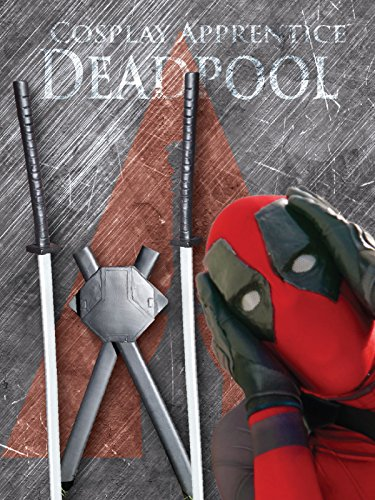 How to make Deadpool Costume - Deadpool's Swords and Back (Deadpool Cosplay Buy)