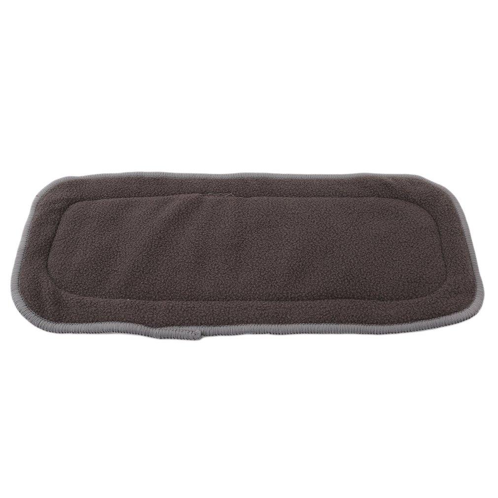 LALANG 1PC Bamboo Washable Reusable Soft Cloth Diaper Insert