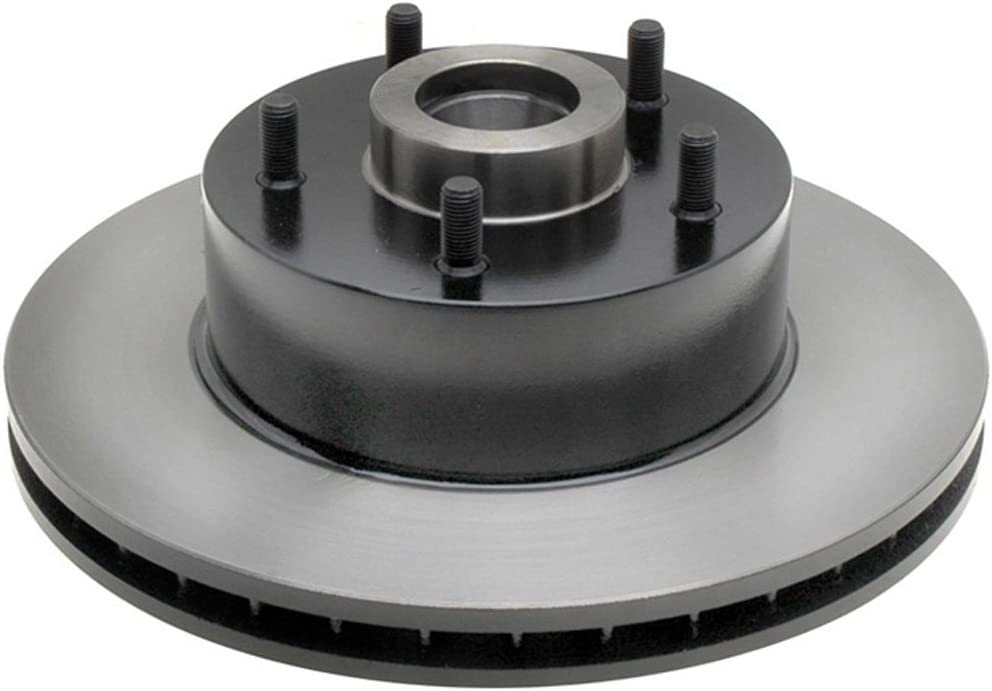 Disc Brake Rotor and Hub Assembly-R-Line Front Raybestos 5100R