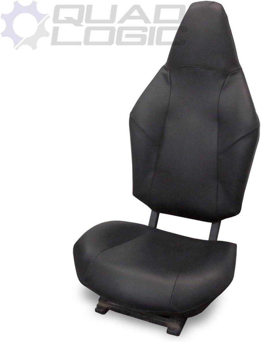 UTV Bucket Seat Cover Set Black~2009 Polaris Ranger RZR 800 S