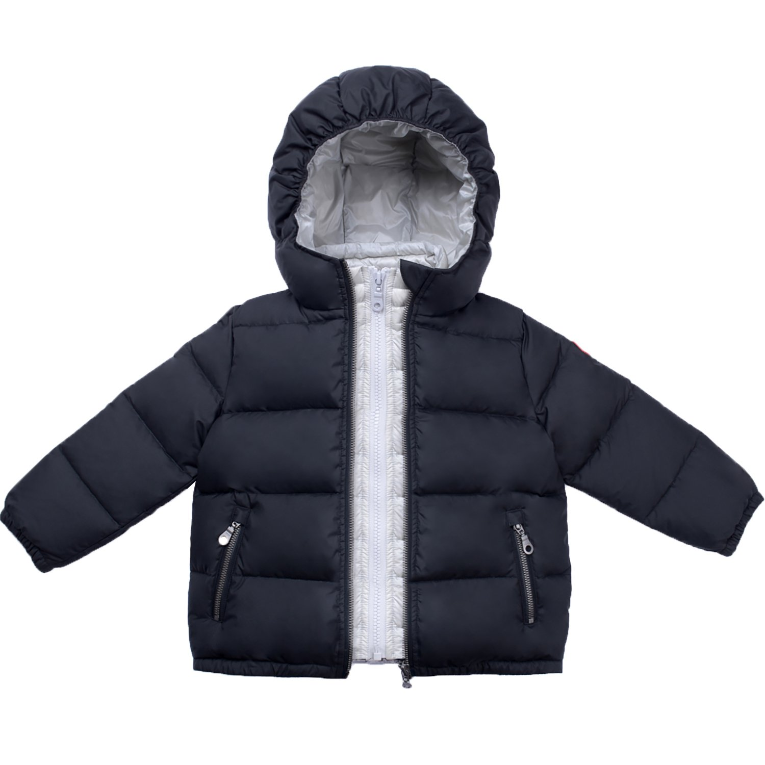 Nanny McPhee Baby Coats Unisex Baby Boys Girls Warm Down Puffer Jackets Kids Winter Outwear 5-12 Months/1-6 Years Old