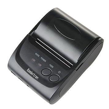 Koolertron - 58mm Mini Portátil Bluetooth 4.0 Inalámbrico ...