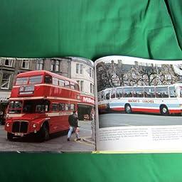 Scottish Buses A Colour Portfolio Booth Gavin Amazon Com Books