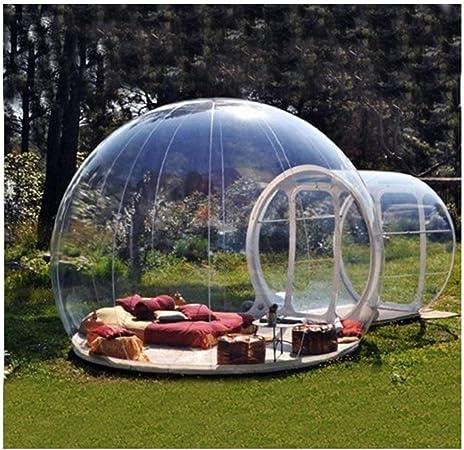 L&WB Tienda Inflable de la Burbuja de la casa, Tiendas ...