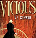 Vicious Audiobook by V. E. Schwab Narrated by Noah Michael Levine