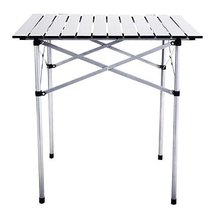 Enjoyable Amazon Com Phumon567 28X28 Roll Up Table Camping Set Up Inzonedesignstudio Interior Chair Design Inzonedesignstudiocom