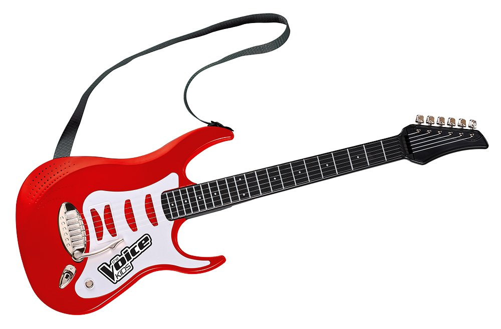 The Voice KIDS 00409 - E-Gitarre XTREM Toys & Sports