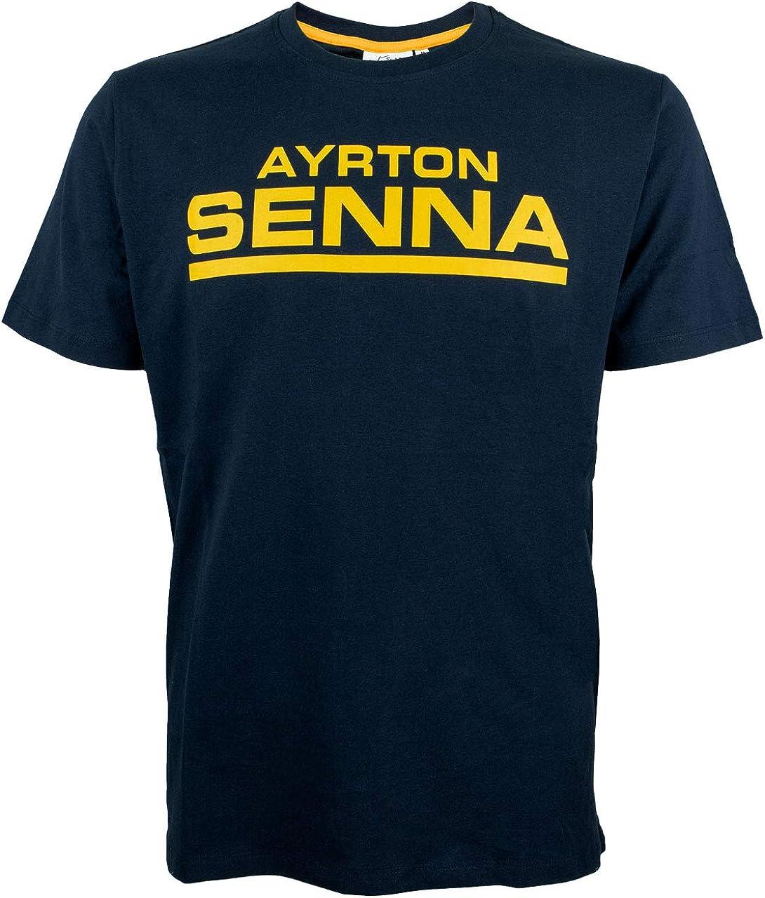 Ayrton Senna T-Shirt Racing 12