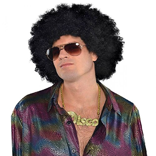 Oversized Afro Wig Costume Accessory Adult