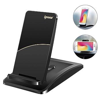 ipow Magnétique Support Téléphone Voiture Antidérapant sur Tableau de  Bord,Tapis en Silicone avec Aimant 88ea00f50f3b