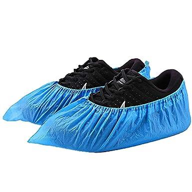 Miklan - Fundas Desechables para Zapatos y Botas (100 ...
