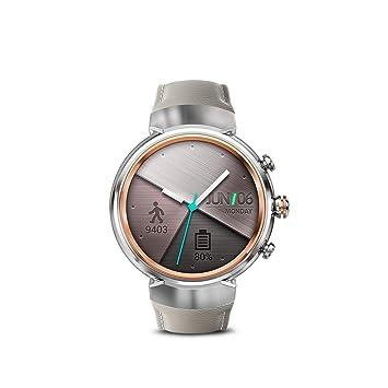 a23f4bd7661 Relógio Smartwatch Asus Zen Watch 3 Wi503q-gl-db (bege)  Amazon.com ...
