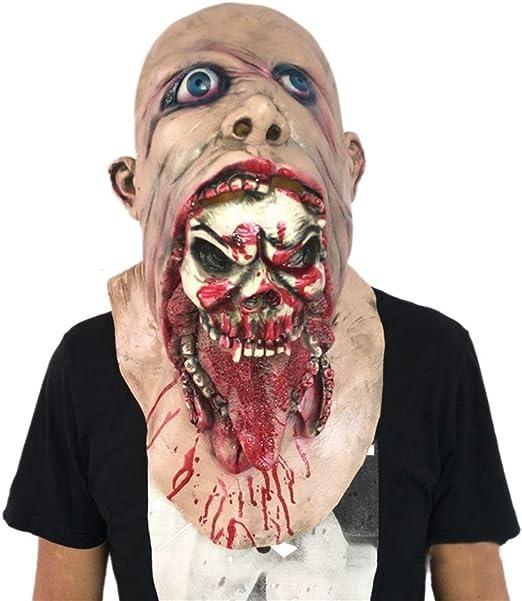 Máscara de Halloween Zombie, para principiantes, para desencadenar ...
