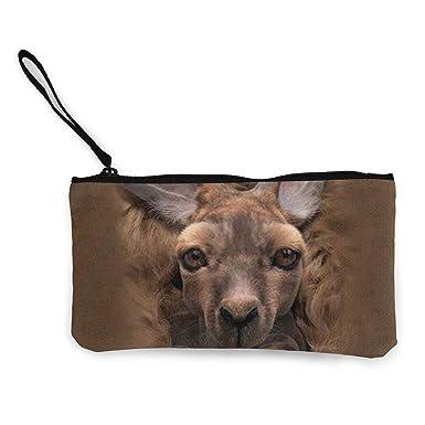 Amazon.com: Kangaroo - Estuche para lápices de maquillaje de ...