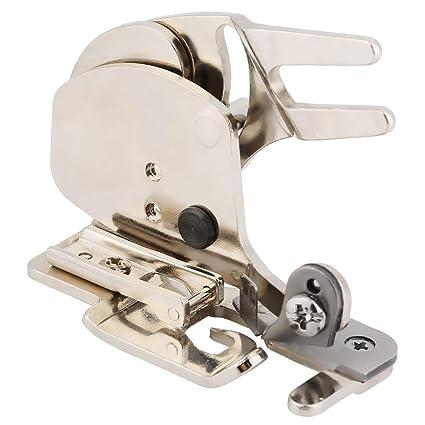 Delaman Overlock pie de Costura, CY-20 Side Cutter Overlock Steel Presser Foot Accesorios