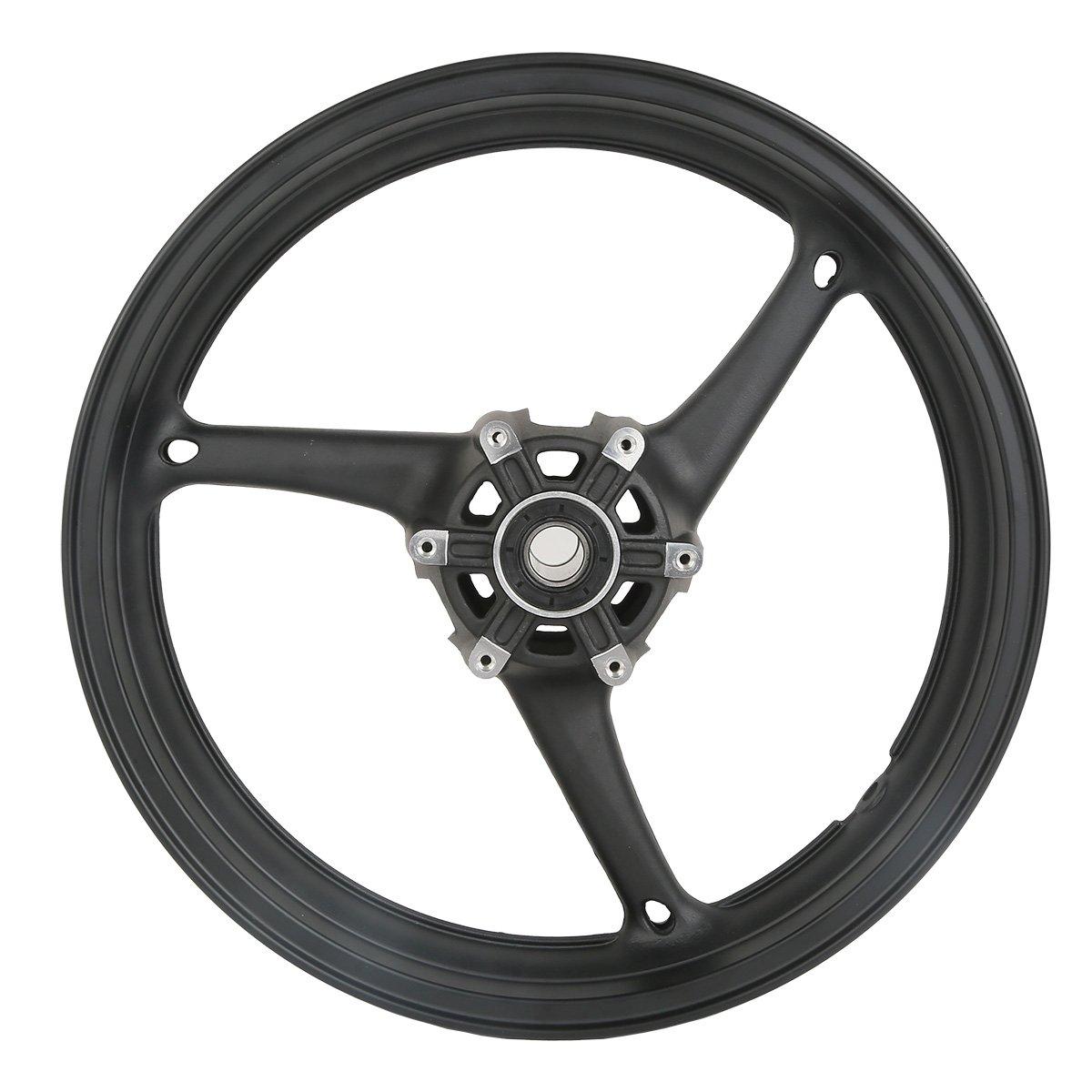 XMT-MOTO Front Wheel Rim Hub For Suzuki GSXR 600 750 2008 2009 2010 K8 GSX-R 1000 2009 2010 2011 K9