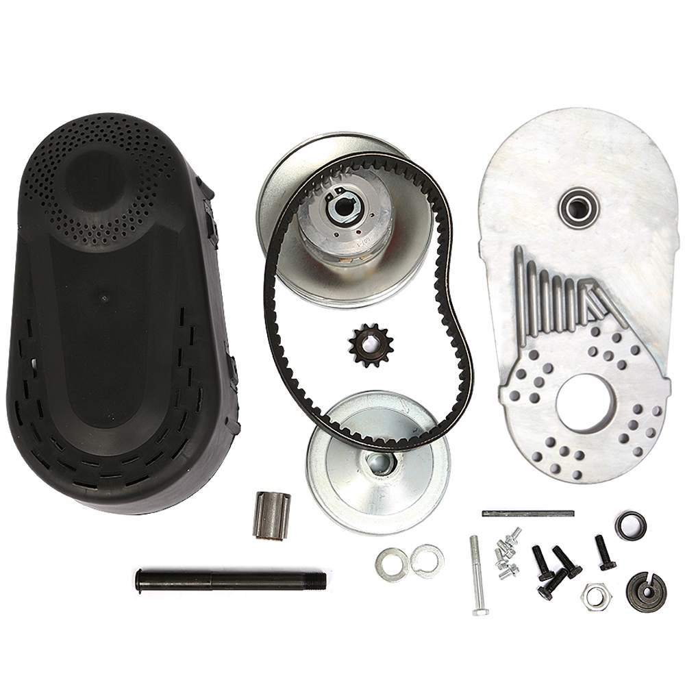 3//4 10T 12T, 3//4 10T 40//41 and 12T 35 Chain Mophorn Torque Converter Go Kart Clutch Go Kart Clutch Set Torque Converter Kit