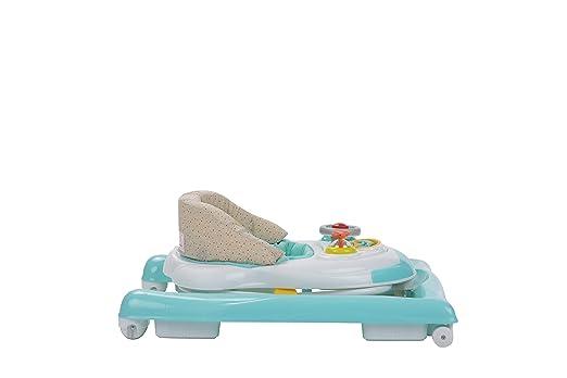Safety 1st Lauflernwagen Bolid Melodien nutzbar ab 6 Monaten bis 18 Monate happy day praktischer Lauflerner mit Spieltablett und 12 versch flach zusammenklappbar