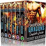 Awakened Dragons (Gem Dragons) Complete Series