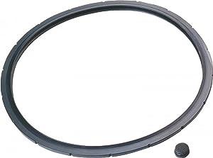 Presto Pressure Cooker Sealing Ring with Overpressure Plug
