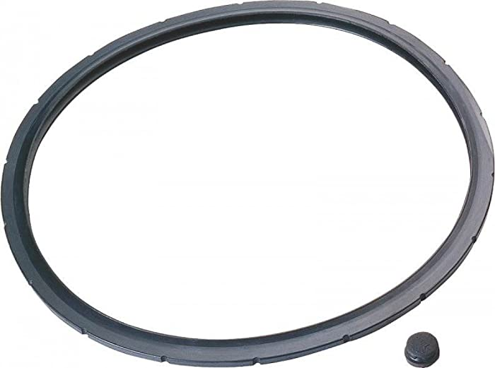 Presto 9924 Pressure Cooker Sealing Ring with Overpressure Plug