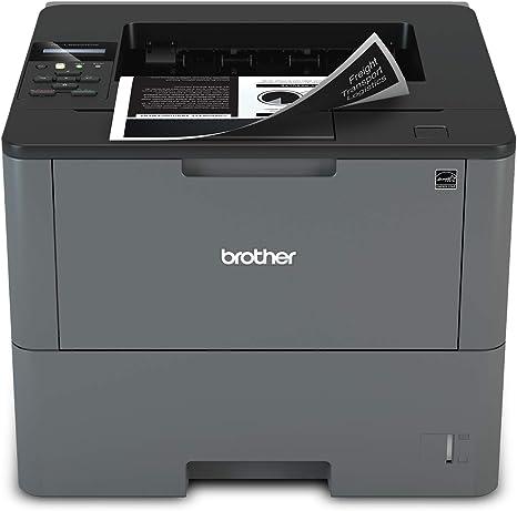 Brother HL-L6200DW Wireless Monochrome Laser Printer with Duplex Printing (Amazon Dash Replenishment Ready)