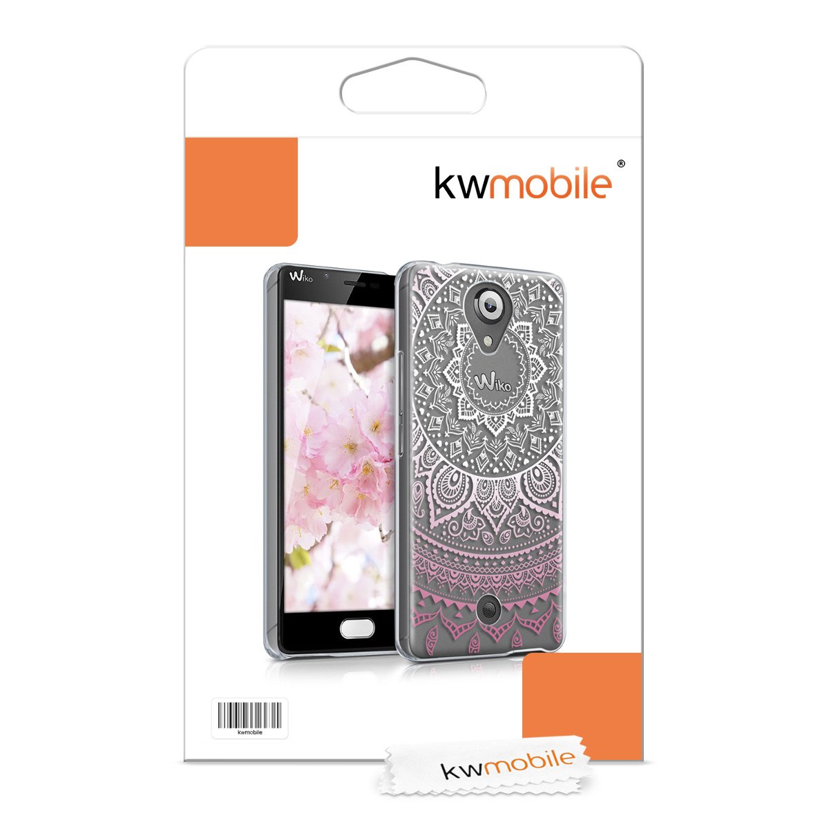 Amazon.com: kwmobile TPU Silicone Case for Wiko U Feel ...