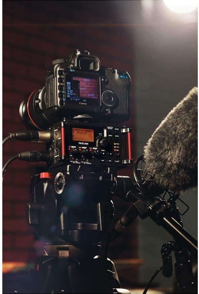 Tascam de 60d Cámara Recorder grabador de audio digital de DVD ...