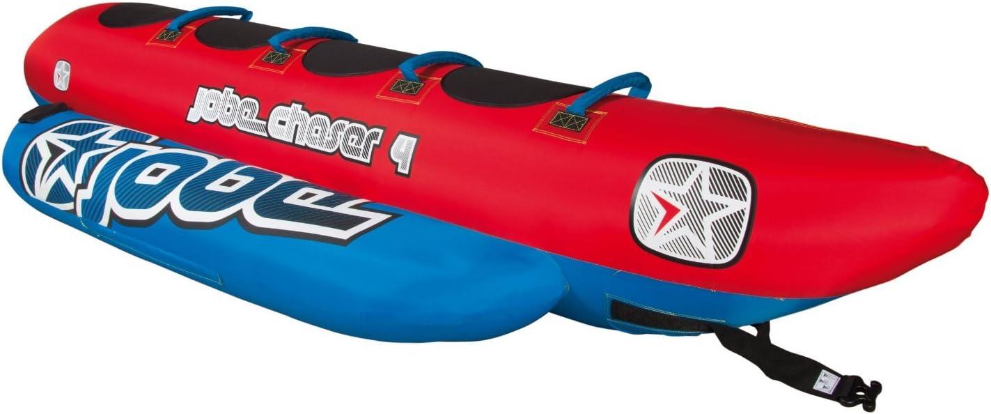 Jobe ジョーブ チェイサー 4人 水上スキー 牽引可能+ノノクロオリジナルグッズ付き [並行輸入品]