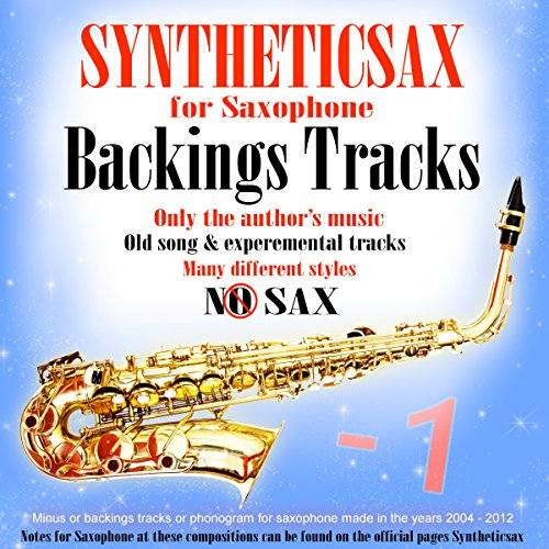 Tracks Saxophone Backing (Backing Tracks for Saxophone)