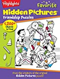 Friendship Puzzles: From the creators of the original Hidden Pictures® puzzle! (Highlights™ Hidden Pictures®)