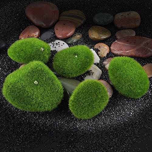 Stone Miniature Dollhouse Garden Bonsai product image