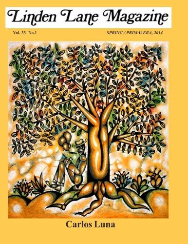 Linden Lane Magazine Vol 33 # 1 Primavera 2014 (Volume 33) (Spanish Edition)